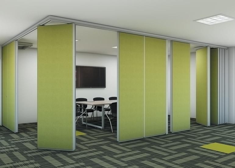Ducon paneles corredizos - Paneles divisorios para oficinas ...