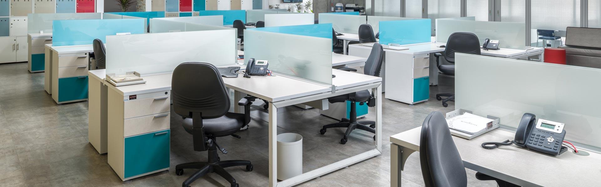 Ducon muebles y mobiliario para oficina divisiones for Escritorios para disenadores