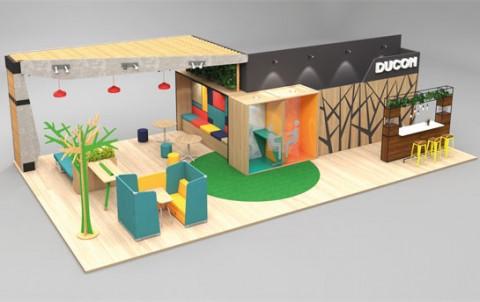 DUCON presente en la feria de Expoconstrucción y Expodiseño 2019
