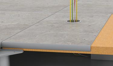 Ducon pisos t cnicos for Piso tecnico detalle