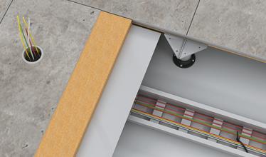 Ducon pisos for Piso tecnico detalle